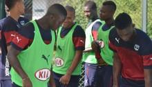 Bordeaux: Une mi-temps  pour Djigla ,les Girondins s'imposent en amical
