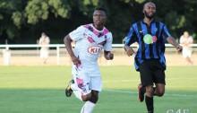 Bordeaux: Pas retenu pour la ligue 1, Djigla retourne en réserve