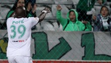 Chypre-J14: Les verts se régalent , Poté passe la dixième !