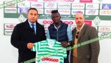 Transfert : Suanon prêté à la JS Kairouanaise!