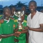 Bjfoot Challenge1 : Première réussie,  Abi triomphe