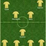 Ecureuils : Quelle équipe contre la Guinée Equatoriale? (Compo probable)