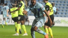 Angleterre-D3-J9 : Johnson buteur, Coventry perd