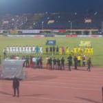 Burkina – Bénin 2-0 (17e Pitroipa, sp ; 72e B. Traoré ) – fin du match