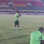 Gabon 2017: Sud Soudan –  Bénin 0-1: Gounongbé donne l'avantage aux Ecureuils (mi-temps)