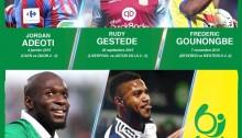 Bjfoot Awards 2015: Adéoti, Sessegnon, Gestede, Poté et Gounongbé en course pour le plus beau but !