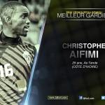 Bjfoot Awards 2015: Aifimi remporte le prix Yessouffou Semiou