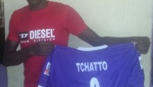 Transfert: Tchato s'engage avec MFM Fc (Nigéria)