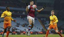 Amical: Gestede fait gagner Aston Villa
