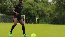 Amical: un nul de prestige pour Koukou et Lens face à Arsenal