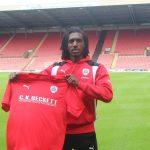 Transfert: Barnsley officialise d'Almeida