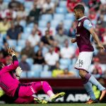 Angleterre-D2-J2: Gestede brille, Aston Villa lance sa saison