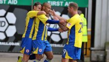 Angleterre-D4-J9 : Boco signe un exploit personnel, Accrington gagne