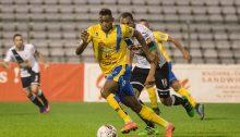 Belgique-Play off: Aguémon brille face au Standard de Liège