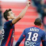 France-L1-J12: Mounié et Adéoti désignés dans l'équipe type de France Football