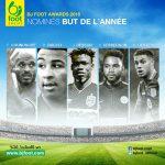 Bjfoot Awards 2016: les nominés pour le «but de l'année»