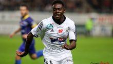 France-Ligue 2-J19: Tinhan termine en beauté