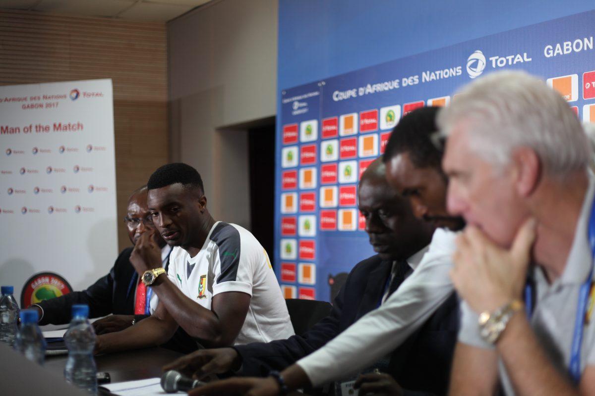 Can 2017-Cameroun: Moukandjo «on a démontré qu'on était une équipe soudée»