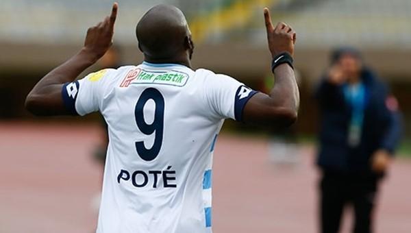 Perf' des béninois: Adénon en Ligue 1, Poté dans la légende, Imorou revit, Dossou passeur, Loko et l'Africa chutent contre l'Asec