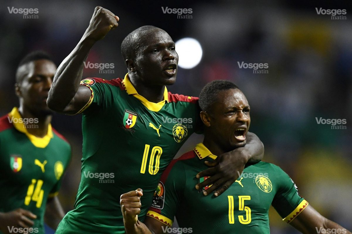 Can 2017-finale: Aboubakar met l'Egypte dans la sauce, le Cameroun champion d'Afrique