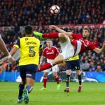Angleterre-FA Cup: Un but magnifique de Gestede et une qualification pour M'Boro