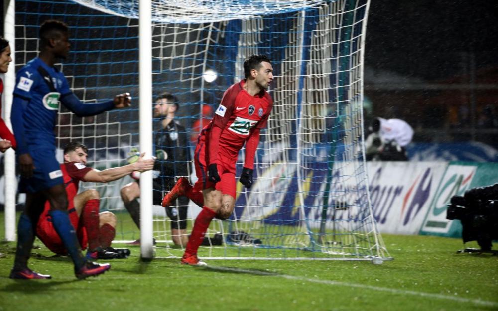 Coupe de France-8e:  le PSG sort Niort