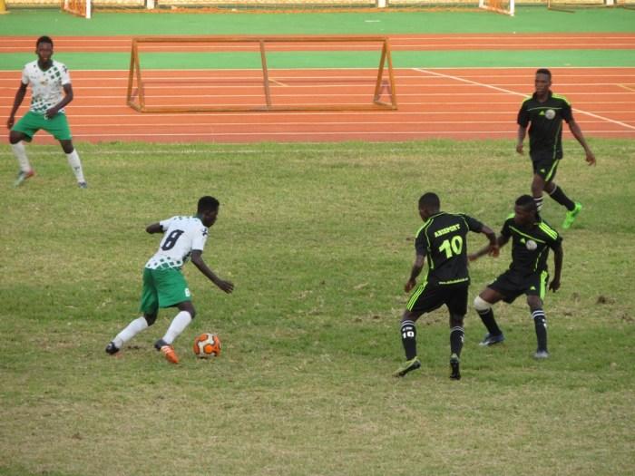 Tic2f 2017: Ghana Rising Stars triomphe