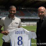 Transfert: Libre, Adéoti choisit Auxerre!