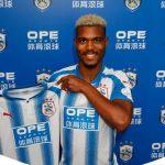 Transfert: Huddersfield officialise Mounié, qui devient le béninois le plus cher de l'histoire