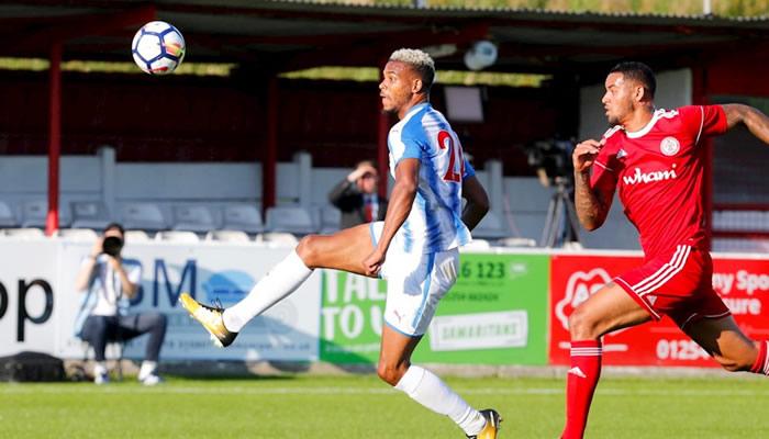 Huddersfield : Mounié débloque son compteur en amical