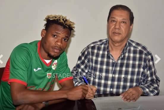 Transfert: Bessan quitte le Club Africain pour un promu !