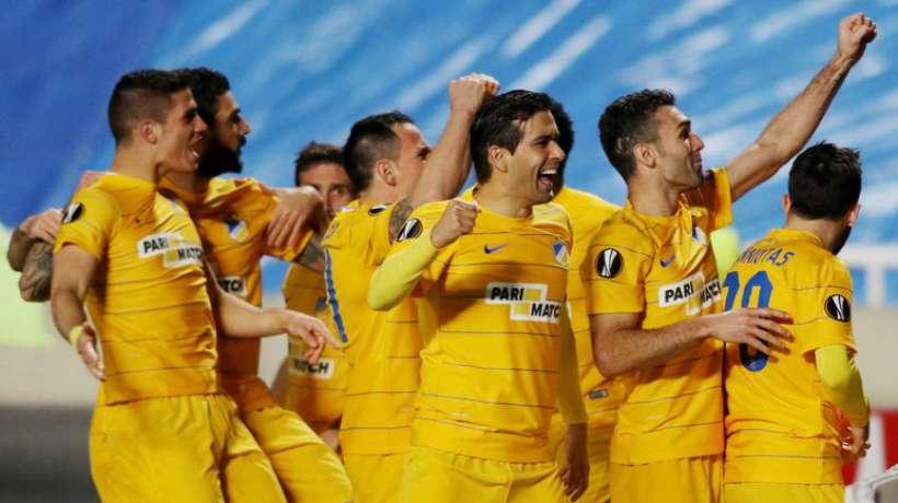 Europe-Ligue des Champions: Sans Poté , l'Apoel Nicosie passe en barrages