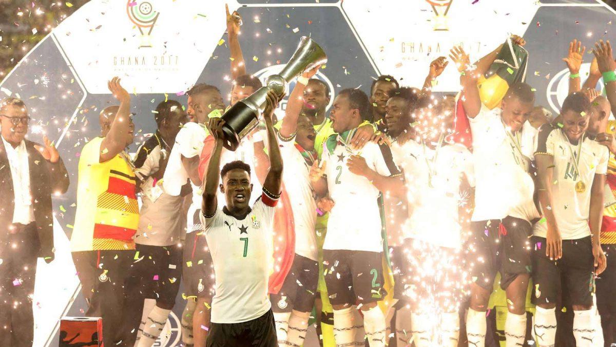 Tournoi Ufoa 2017 : Le Ghana conserve son bien