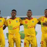 Tournoi Ufoa 2017: la compo face au Nigéria avec Elègbèdè et Saliou , Bessan et Counou sur le banc
