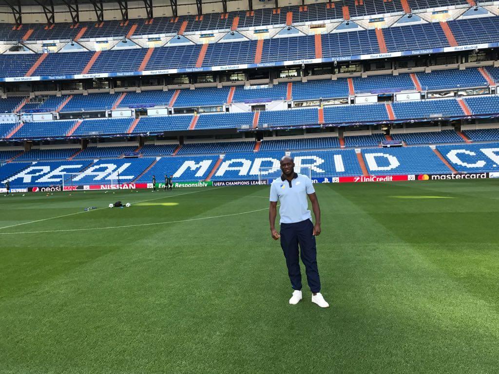 Europe – Ligue des Champions : Poté, premier béninois à fouler la pelouse de Bernabeu
