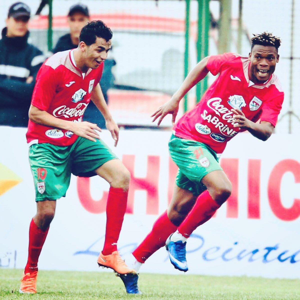 Tunisie : Bessan ne s'arrête plus  avec le Stade Tunisien  !