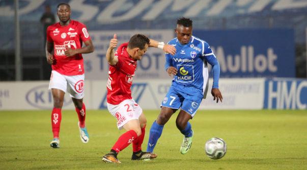 Niort: David Djigla «Jouer une équipe de Ligue 1, c'est toujours un tirage intéressant»