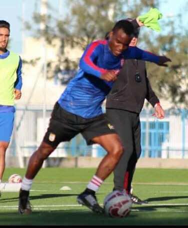 Transfert: Le Club Africain (Tunisie) en pince pour Koukpo?