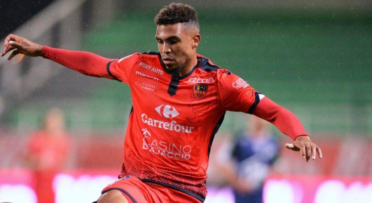 Transfert : Cédric Hountondji n'est plus un joueur du Gazélec Ajaccio !