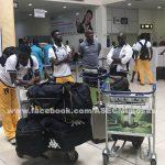Coupes Africaines : Hafia Conackry et l'Asec d'Abidjan sont à Cotonou !