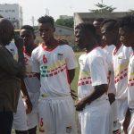 Écureuils U20: Le Congo en amical avant la Gambie