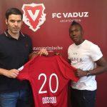 Europa League : Ce qui attend Jodel Dossou et FC Vaduz !