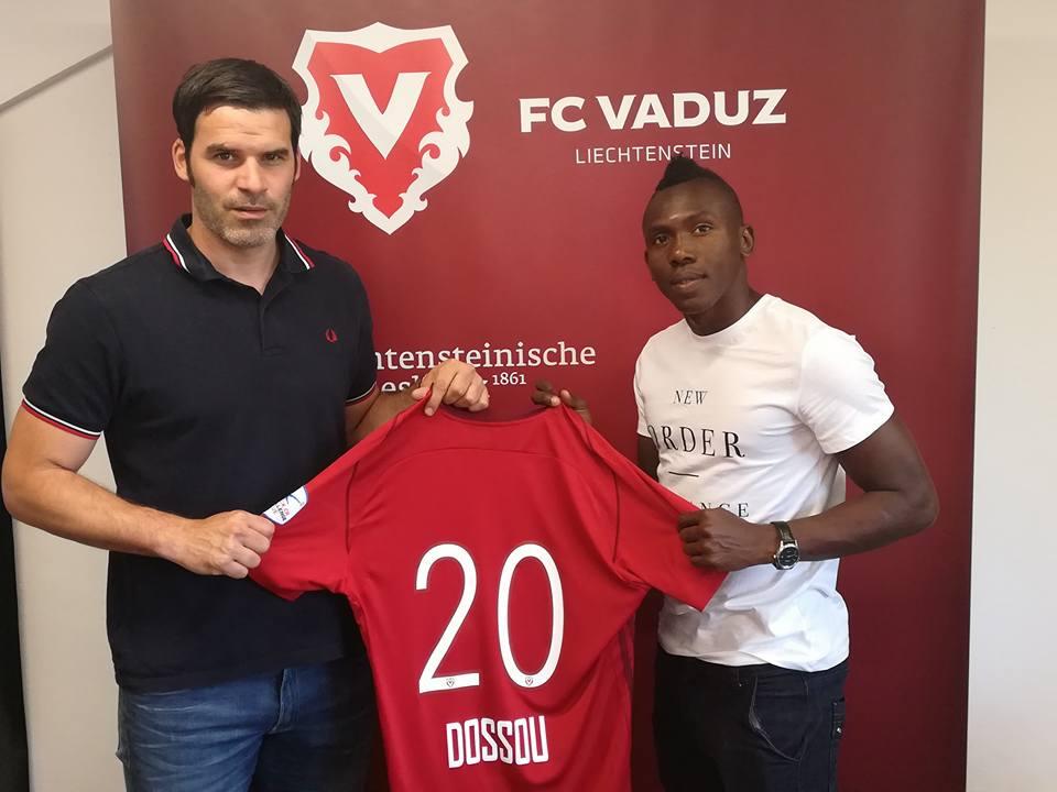 Journal des transferts: le FC Vaduz signe Dossou , Soukou file en D3 allemande , Koukpo suivi par des clubs français , Niort veut prolonger Djigla et Verdon va quitter Bordeaux.