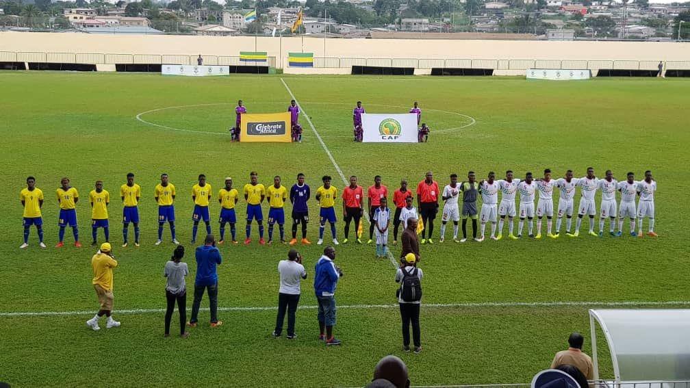 Amical U20: Le Gabon renverse le Bénin malgré le doublé d'Ibrahim Ogoulola