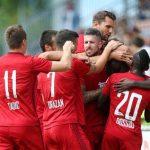 Suisse : Jodel Dossou sauve un point pour Vaduz