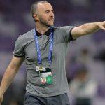 """Algérie : Djamel Belmadi """"Il n'y a plus de petites équipes en Afrique"""""""