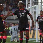 Angleterre: Steve Mounié marque enfin!