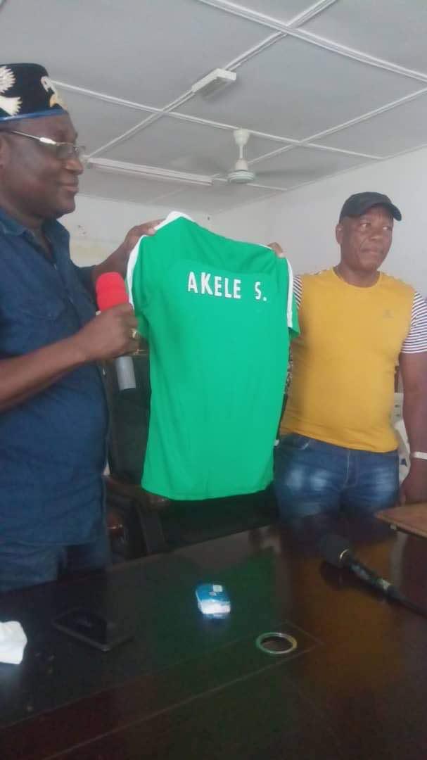 Ligue 1 : Stanislas Akélé nommé sur le banc de l'As Tonnerre.