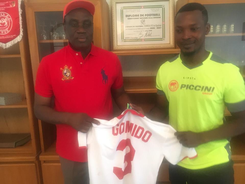 Transfert-Exclu : Le vice-champion du Togo s'offre Nana Badarou !