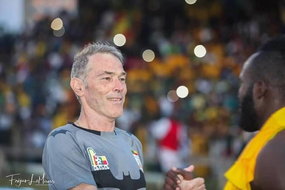 Entretien – Exclusivité : Michel Dussuyer « Franchement , j'avais confiance en mes joueurs » (Intégralité à lire demain)